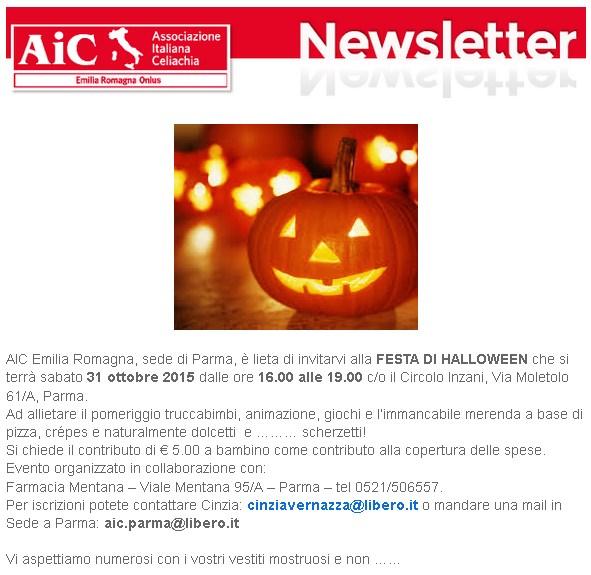 Festa di Halloween - Parma