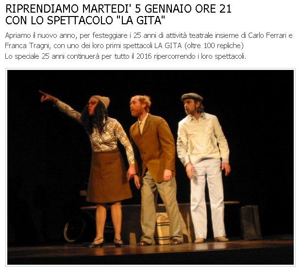 Teatro Comunale di Fontanellato