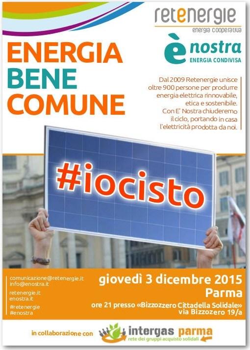 Retenergie - Parma 2015-12-03