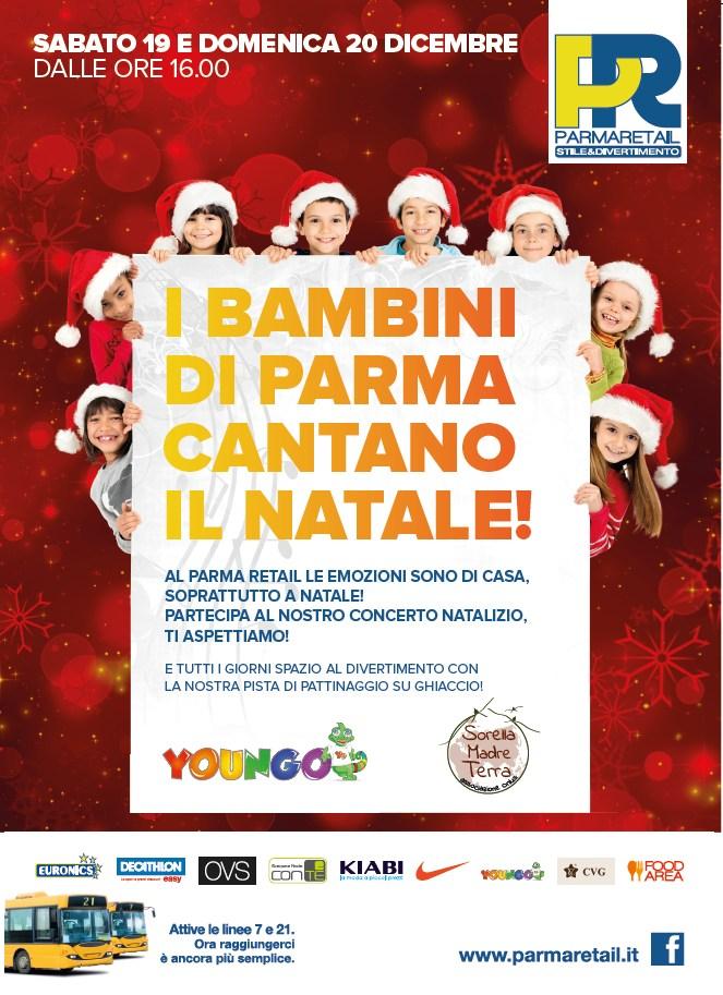 A Parma Retail è già natale.. IN MUSICA!