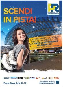 Pista sul ghiaccio a Parma Retail