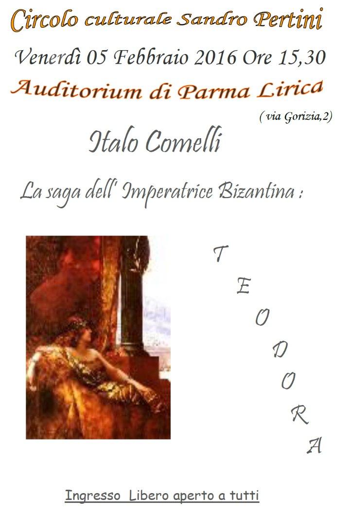 La saga dell' Imperatrice Bizantina: Teodora