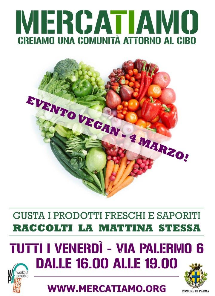 MercaTiAmo - Creiamo una comunità intorno al cibo