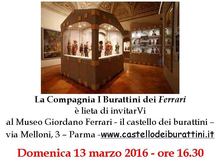 Compagnia I Burattini dei Ferrari