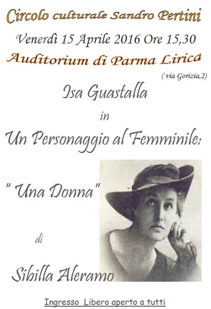 """Un personaggio al Femminile: """"Una Donna"""" di Sibilla Aleramo"""