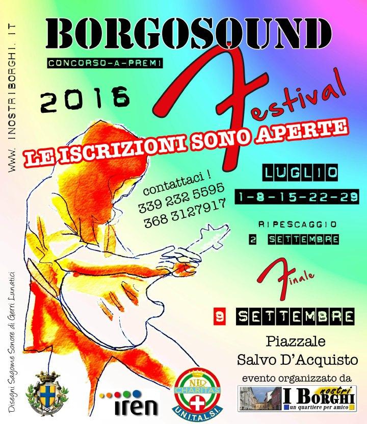 BorgoSound 2016