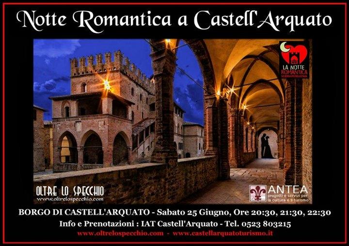 La Notte Romantica nei Borghi più Belli d'Italia - Castell'Arquato