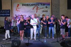 comunicato riassuntivo della fase di selezione del BorgoSound Festival