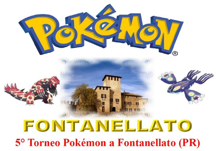 5° Torneo Pokémon a Fontanellato (PR) - Premier Challenge - Domenica 18 settembre 2016