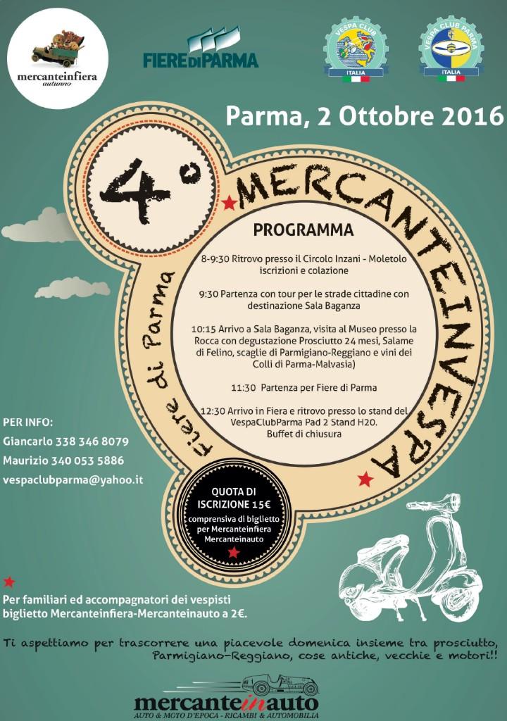 4^MERCANTEINVESPA -Mercanteinfiera - 2/10/2016