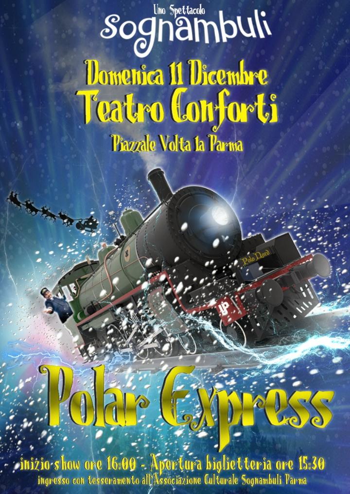 POLAR EXPRESS @ Teatro Conforti