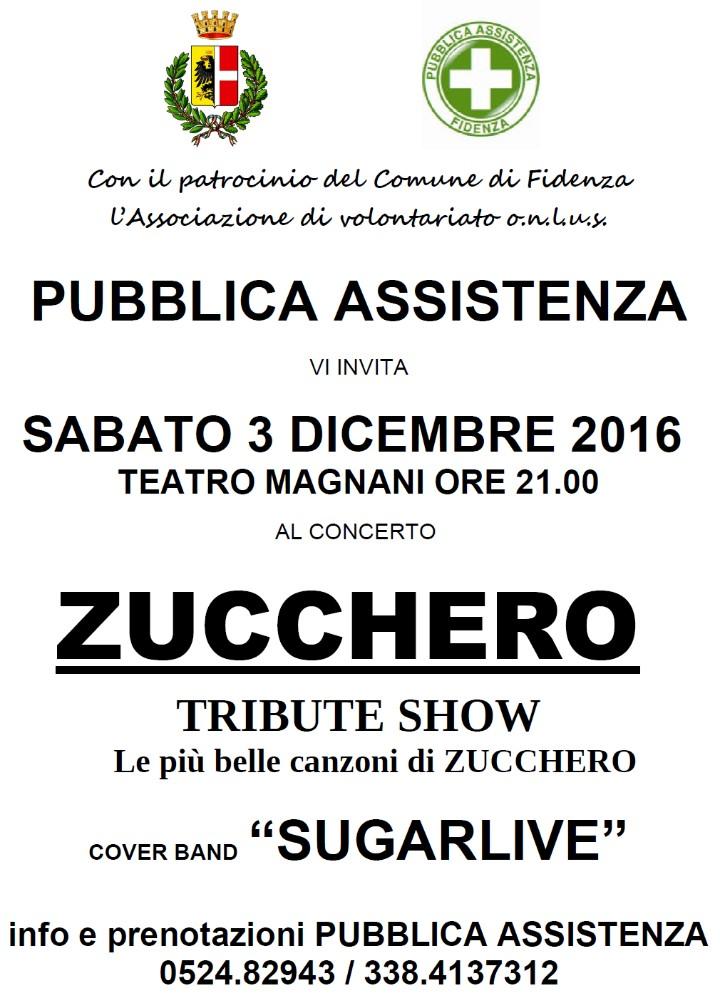 """La Pubblica Assistenza di Fidenza organizza il tradizionale concerto """"Auguri in Musica"""""""