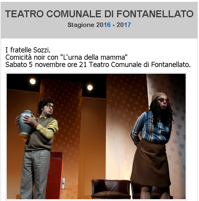 I fratelli Sozzi Astio e Tecla a Fontanellato