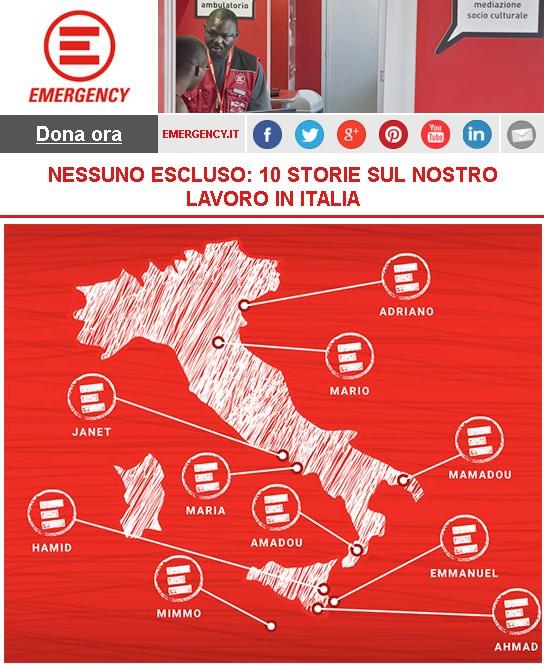 Nessuno escluso: 10 storie sul nostro lavoro in Italia