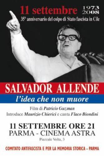"""Salvador Allende  """" L'idea che non muore """""""