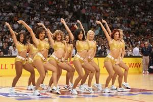 Dance team Warrior Girls