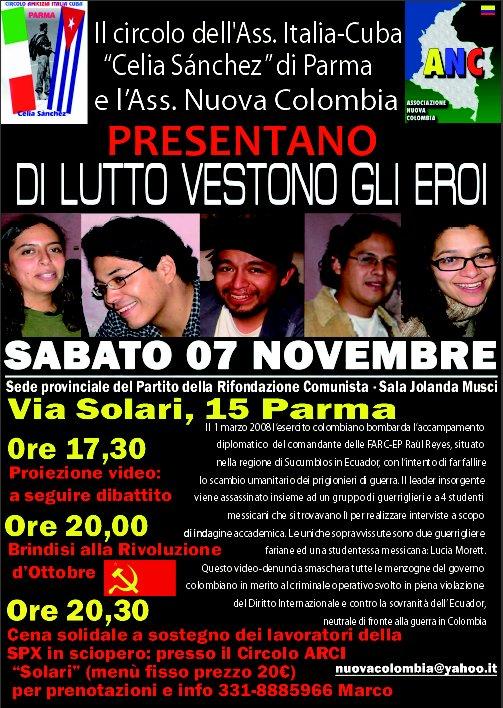 Italia Cuba Parma Spx