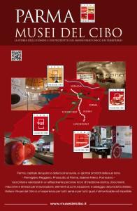 Mappa Museo del cibo
