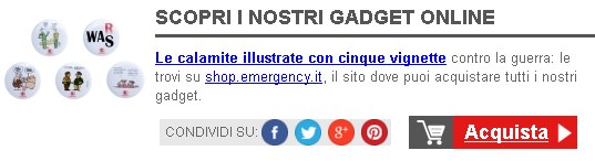 Emergency-gadget