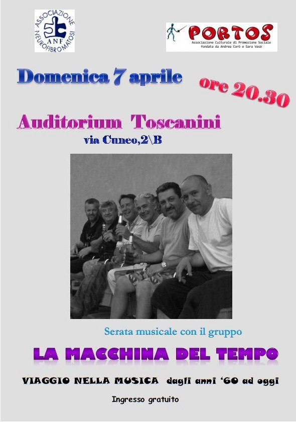 Concerto domenica 7 aprile