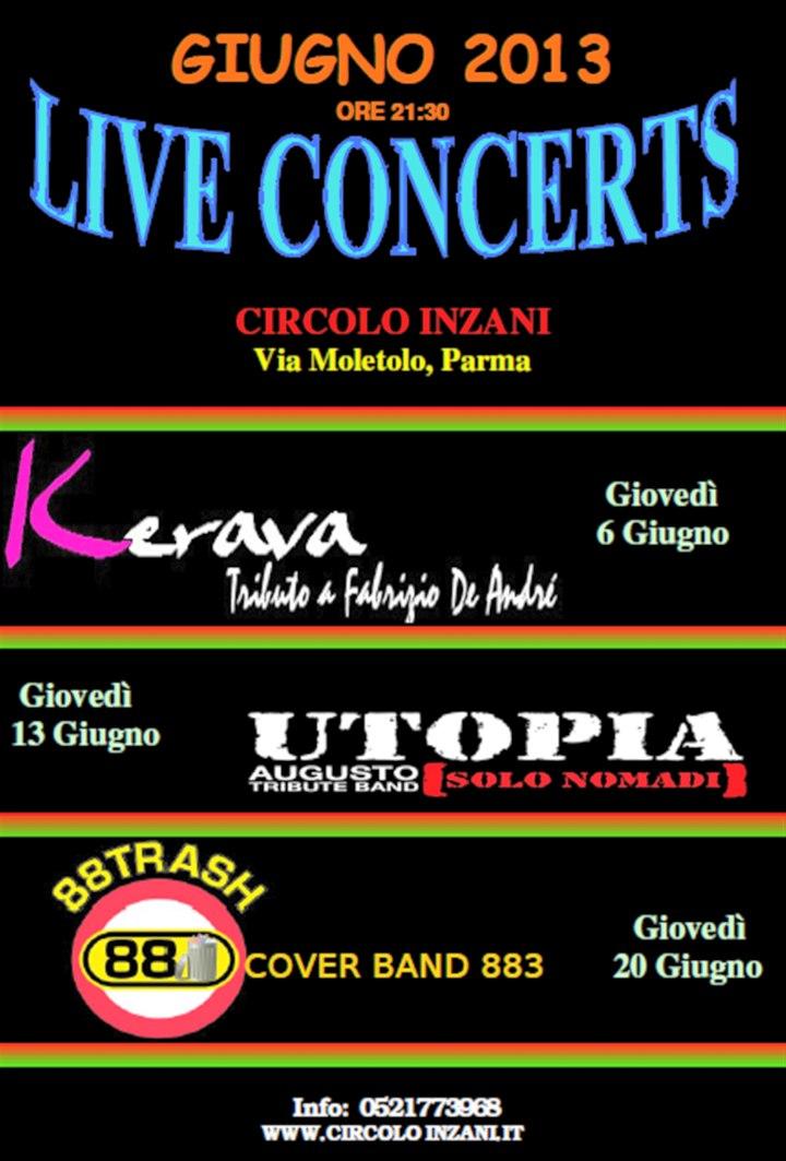 06-13-20 GIUGNO 2013   LIVE CONCERTS