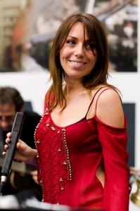 Mara Mazzieri (25 luglio 2013 a Euro Torri)