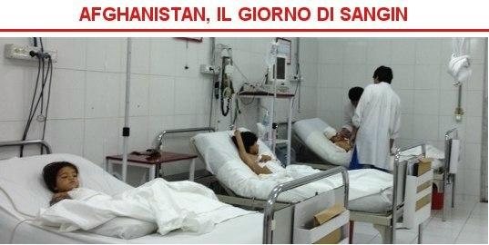 Afghanistan, il giorno di Sangin