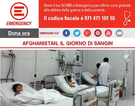 Emergency Sangin
