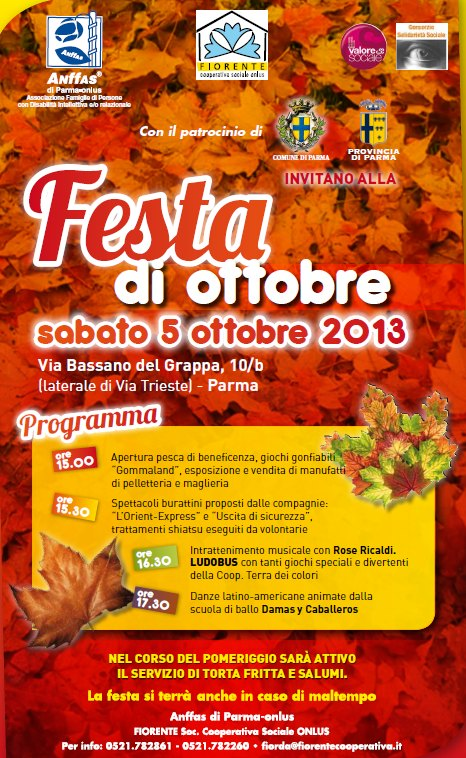 Festa in Fiorente