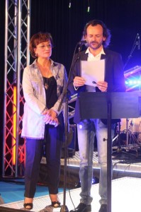 Rosanna Fantuzzi e Marco Bezzi