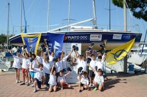 Corso Vela edizione 2011 (Yacht Club Parma)