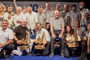 Namib, premiazione di Pietro Bianchi al Trofeo Panerai