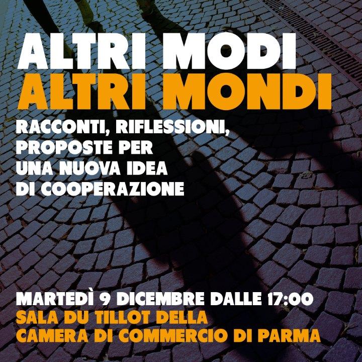 ALTRI MODI, ALTRI MONDI_ 25 anni di Parma per gli Altri