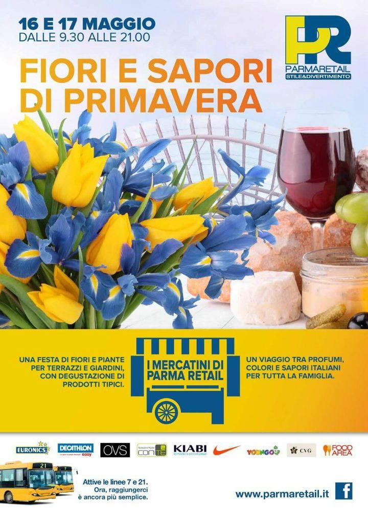 ParmaRetail_Mercatini dei Fiori e dei Sapori di Primavera_def