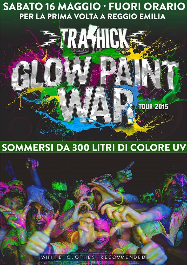 The_glow_paint_war_al_Fuori_Orario