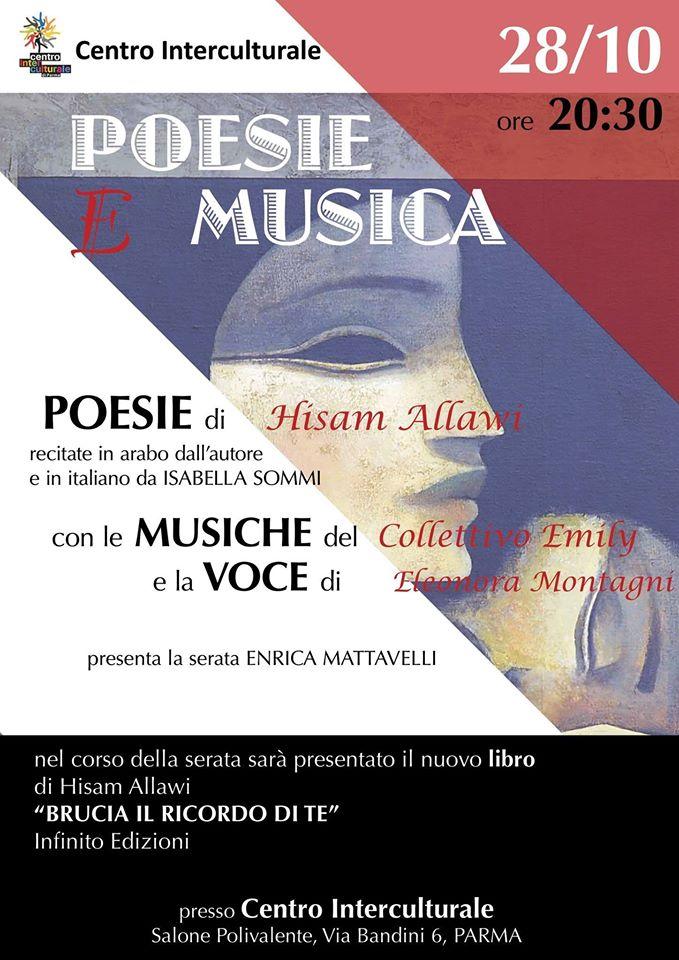 poesie e musica - Hisam